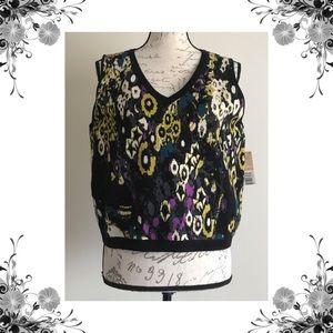 {RACHEL Rachel Roy} Sweater Knit Crop Top